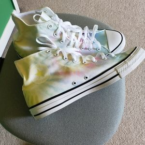 Converse Shoes - Tie-Dye All-Star Converse M12/W14